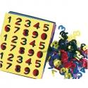 Číslice z penovej gumy 1,5 cm