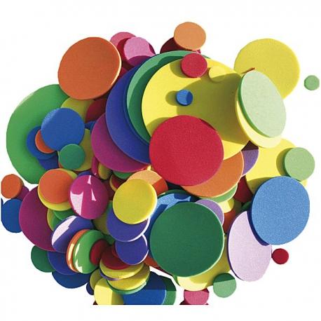 Kruhy z penovej gumy