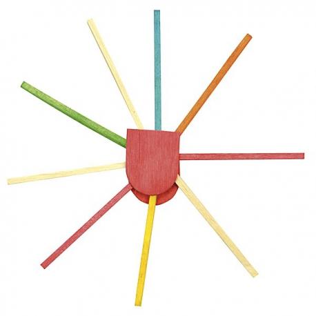Farebné drievka najmenšie 1000 ks