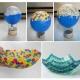 Farebné gombíky
