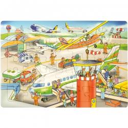 Puzzle letisko