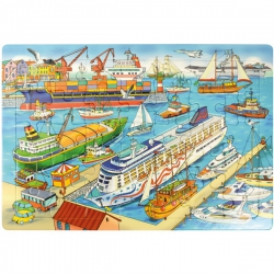 Puzzle prístav
