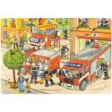 Puzzle požiarnici