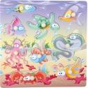 Puzzle podmorský svet