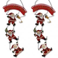 Závesná vianočná dekorácia