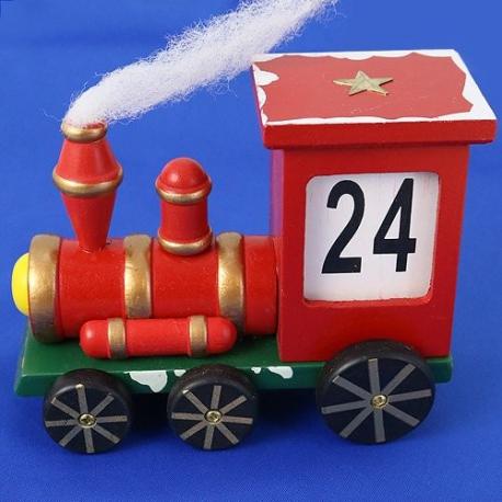 Adventná lokomotíva