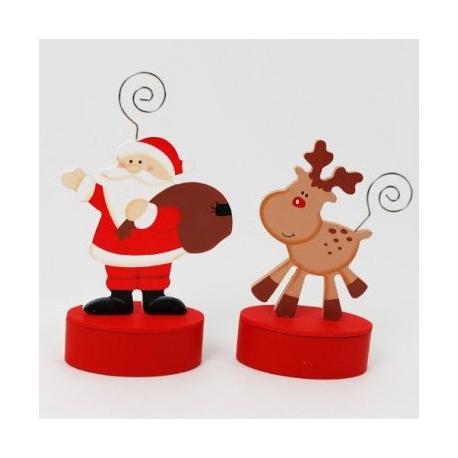 Vianočné držiaky na odkazy 2 ks