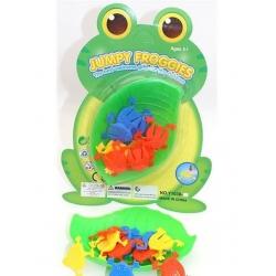 Hra žabka škoč!