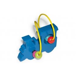 Motorická hračka v tvare dopravných prostriedkov