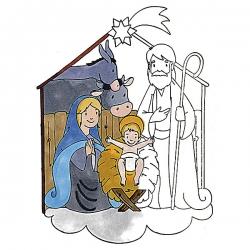 Megapečiatka Vianoce