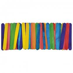 Farebné drievka 15 cm dlhé