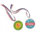 Medaila na vlastné dokončenie